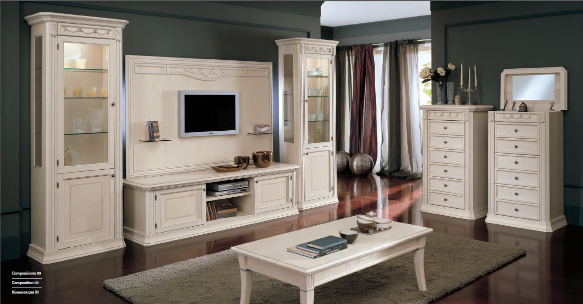 Гостиная В Классическом Стиле Мебель